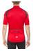 Endura Hyperon Koszulka kolarska Mężczyźni czerwony